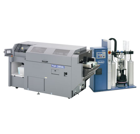 DPB-500 PUR Perfect Binder Image