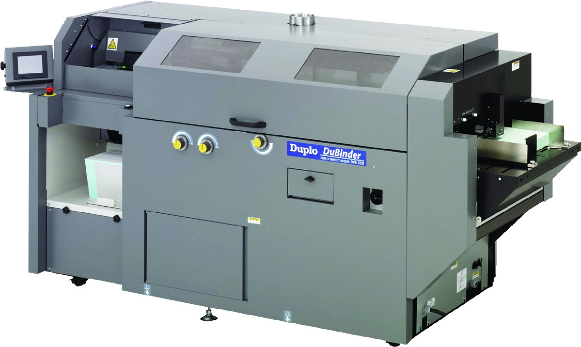 DPB-500 Perfect Binder Image