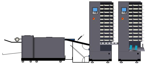 DSC-10/20 Collator Image